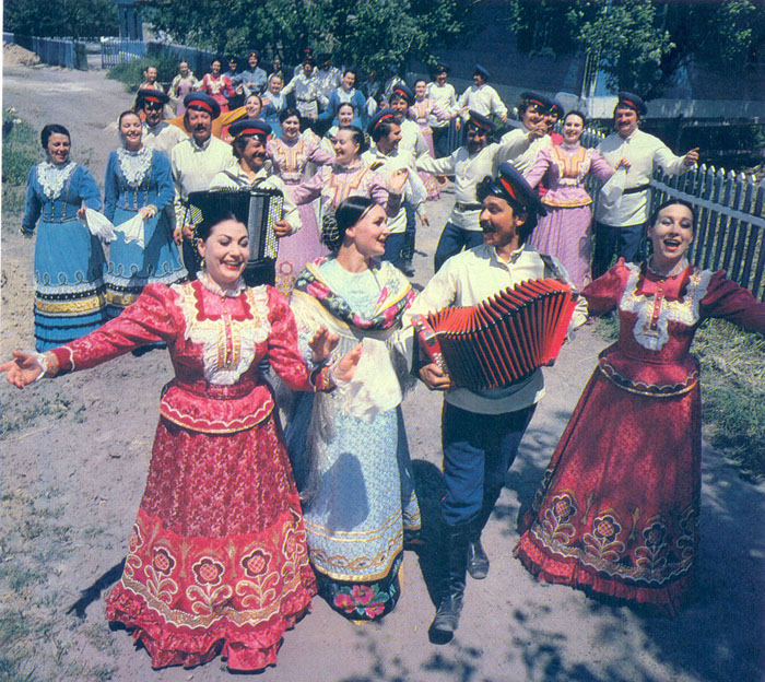 Don Cossacks Song and Dance Ensemble of Rostov